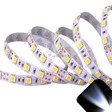 blue led strip lights 12v plcc6 5050 12v led strip adhesive backing 5cm section