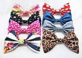 different types of hair bows 3 trendy types of hair bows for