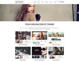 20 best photography wordpress theme design examples cssfloor