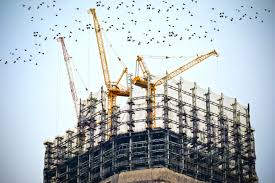 construction spending and jobs up u2013 real estate project management