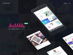 Dribbble by Design U0026 Ios Design Dribbble Redesign Concept