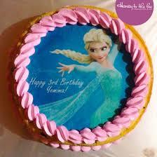 edible cake images edible cake frozen honey to the bee