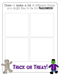 printable halloween book halloween kids printable book the idea room