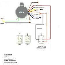 Electric Heat Wiring Diagrams 220 Im Trying To Wire A Dayton 2x440a Drum Switch Foward And Reverse