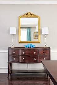 Louis Philippe Dining Room Dining Room Sideboard Louis Philippe Gilt Mirror Gold