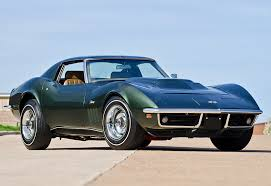 how much is a 1969 corvette stingray worth 1969 chevrolet corvette stingray l88 427 coupe c3