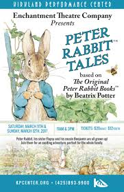 enchantment theatre company u0027s peter rabbit tales kirkland