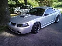 Silver Mustang Black Wheels Silver Mustang Styling Ideas And Pics Mustangforums Com
