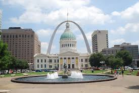 Gateway Arch Arch And Old Court House Picture Of Gateway Arch Saint Louis