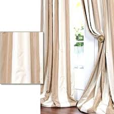 Brown And White Striped Curtains Beige And White Striped Curtains Beige And White Striped Curtains