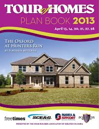 2013 tour of homes planbook by building industry association of
