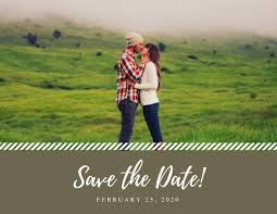 wedding save the date postcards customize 92 save the date postcard templates online canva