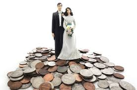wedding gift or money is an appropriate wedding gift