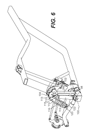 jeep suspension diagram patent us8317207 leaning vehicle with tilting front wheels and