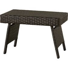 Outdoor Furniture Table by Patio Side Tables You U0027ll Love Wayfair