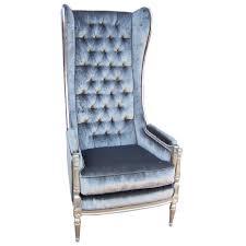 Velvet Wingback Chair Design Ideas Chair Design Ideas Luxurious Wingback Chair