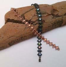 free bracelet beading patterns images Best seed bead jewelry 2017 free tutorial bibo buttons jpg