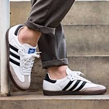 white samba adidas samba og white black shoes bb2588 size 7 8 9 11 12 13