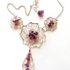 wire jewelry necklace images Wire jewellery workshops linda jones kent jpg