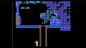Metroid Nes Map Metroid Nes Glitch Trick Blasting Through Ceilings Youtube