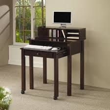 Computer Desk On Wheels Desk With Wheels U0026 Casters You U0027ll Love Wayfair