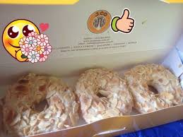 Coffe J Co almond donut jco j co donuts coffee s photo in palembang other