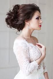 wedding hairstyles for winter 2016 2017 haircuts hairstyles and