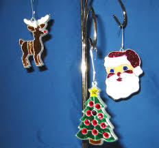 s craft archive shrinky dink ornaments
