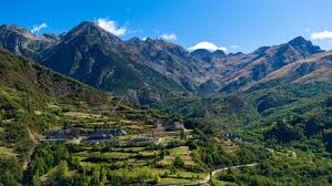Pyrenees Mountains Map What Are The Five Mountain Ranges In Spain Reference Com