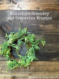 504 by lefevre how to make miniature greenery and