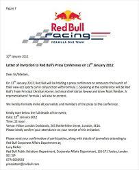 media invitation letter for press conference 28 images