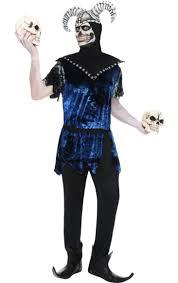 Court Jester Halloween Costume Corrupt Court Jester Costume Jester Costume Costumes Evil