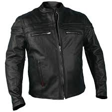 black leather motorcycle jacket leather motorcycle protective jacket for men u2013 grand store