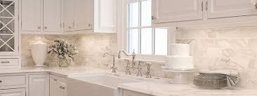 SUBWAY CALACATTA GOLD TILE BACKSPLASH IDEA Backsplashcom - Marble backsplashes