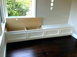 Storage Seat Bench Window Bench Storage Large Size Of Outside Bench Storage Seat Wall