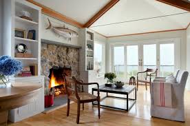 bungalow home interiors cozy beachfront cottage style bungalow in rockport idesignarch