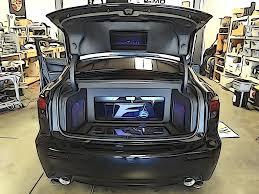lexus isf battery size lexus isf 7 000 watt sound system install video 6 it lives rf