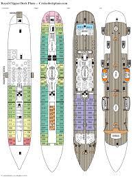 royal clipper deck plans diagrams pictures video