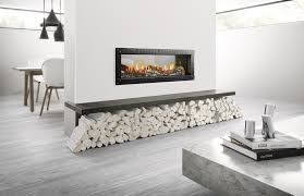 the fireplace center