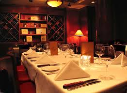 Downtown Boston Serves Up Elegant Private Dining - Boston private dining rooms