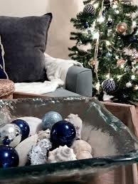 coastal christmas tree nautical themed christmas decor