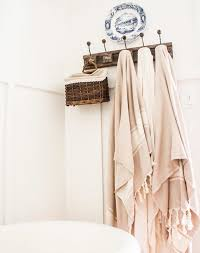 chic ideas for small bathrooms purewow