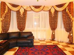 Valances For Living Room Windows by Stylish Curtains For Living Room Windows