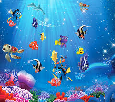 fashion abstract mural wallpaper tv background wallpaper nemo