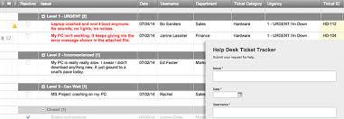 help desk ticket form help desk ticket tracker and form template smartsheet