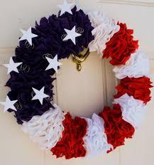 diy wreaths patrioct july 4th diy wreaths
