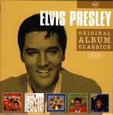 elvis original album classics cd album at discogs