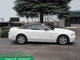 white ford mustang convertible white ford mustang convertible used cars in montana mitula cars