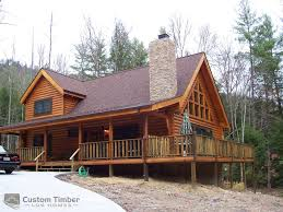 Mountain Home Exteriors Log Home Exterior Pictures Custom Timber Log Homes