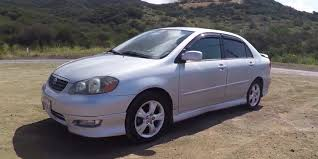 toyota corolla 2005 xrs can a toyota corolla actually be to drive